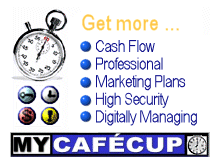 Internet Cafe Timer Software Solution - MyCafeCup - Easier