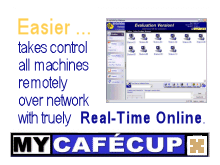 Cyber Internet Cafe Software